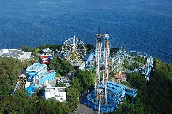 港澳(海洋公园+迪斯尼乐园)纯玩五日游