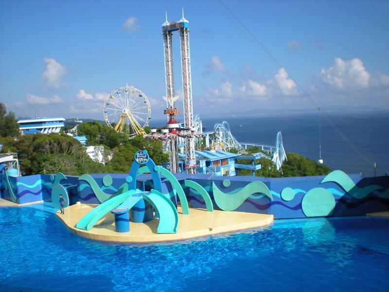 港澳海洋公园+迪士尼纯玩三日游