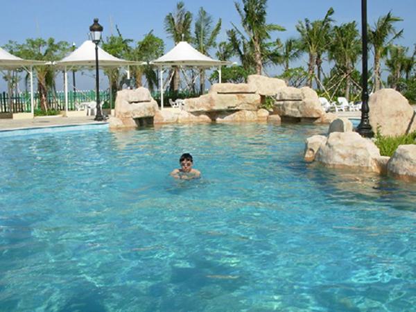D2:珠海-珠海神秘岛、珠澳夜游、石景山两天游