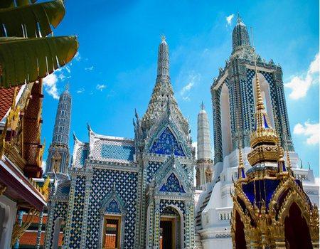 国庆——泰国•华美达酒店•泰式美食广场•巧克力城堡•六天纯玩团