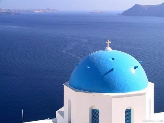 欧洲——【情醉爱情海】希腊八天