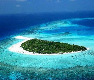 马尔代夫香格里拉岛6天团(4晚水上别墅)