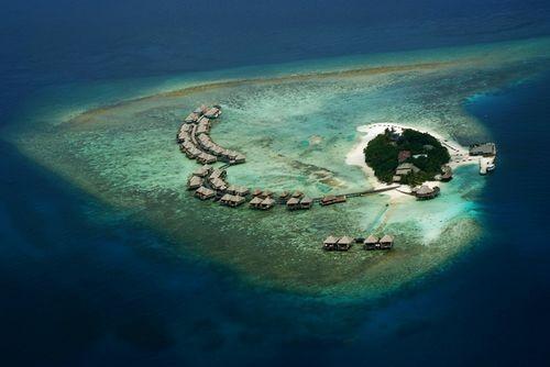 马尔代夫瓦度岛五天团