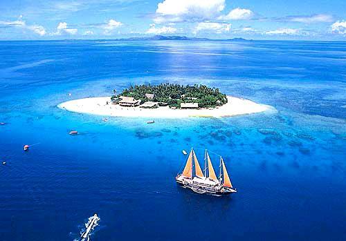斐济风情8天6晚自由行