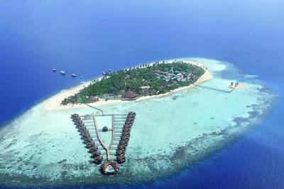马尔代夫—美佳香港直航罗宾逊岛6天4晚(2晚沙屋+2晚水屋)