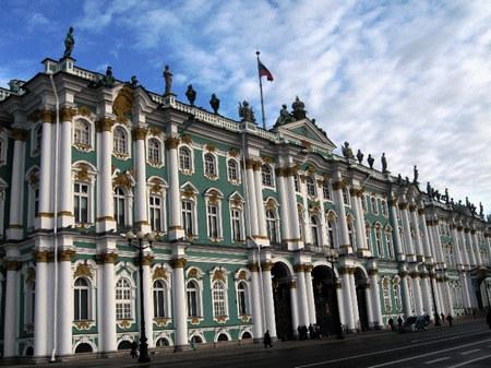 俄罗斯—拉多加湖+皇家庄园8日四飞之旅(三星)