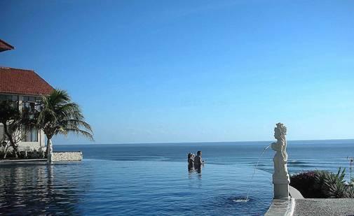 巴厘岛蓝点风情五日游