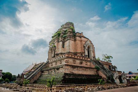 乐享清迈·清莱·双龙寺·白庙六天团