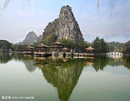 A2:肇庆七星岩、鼎湖山、赏花踏青品质二天纯玩团