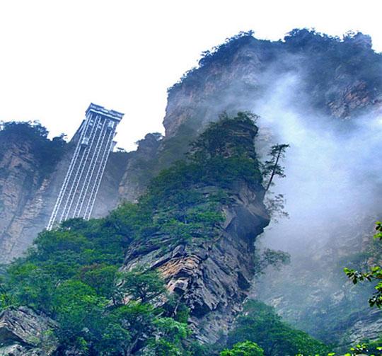 T5:神话张家界大峡谷•张家界天门山•情迷凤凰古城 高铁四天精品主题体验团