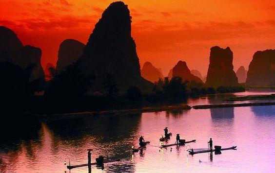 【V线】纯玩:桂林神龙谷大漓江印象刘三姐五天双卧全景团