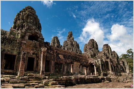 (W)柬埔寨三飞经典五天游(吴哥、金边)---广州往返