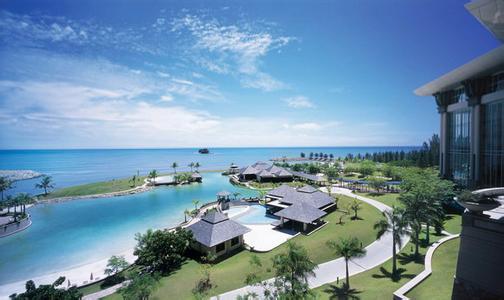沙巴文莱五天尊贵海岛假期