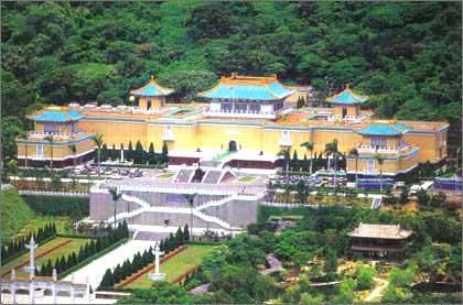 欢乐台湾西线五日游