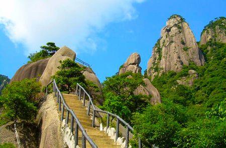 H2:人文圣山庐山、三叠泉瀑布、南昌双卧四天纯玩团