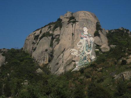 PT-02:海天佛国普陀山、洛迦山、朱家尖观音文化苑四天双飞禅修之旅