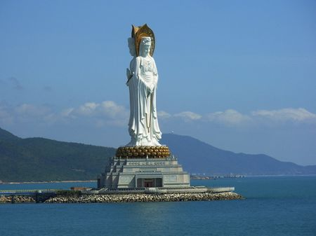 DC-01:海天佛国普陀山、 普济寺、南海观音三天双动车祈福之旅