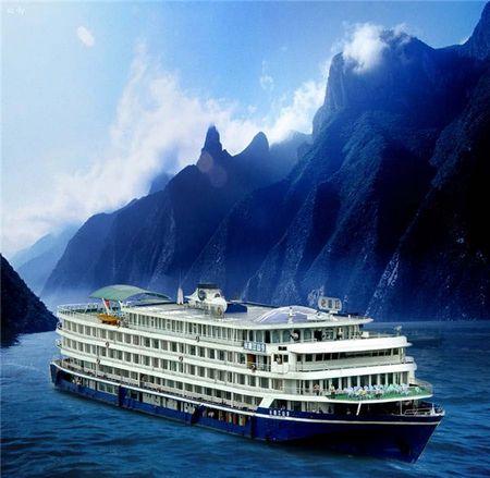 【神州-上水】.武汉-长江三峡全景游-重庆高铁+飞机五天 纯玩贵宾团
