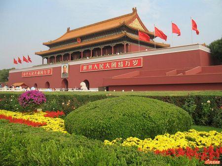 """H*新北京·零距离""""--北京五天白金五星奢华团"""