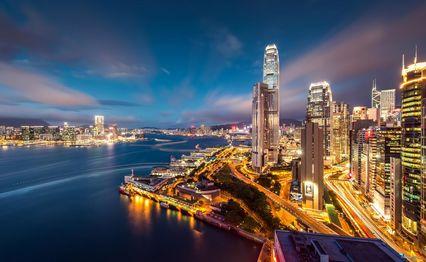 香港观光两日纯玩游