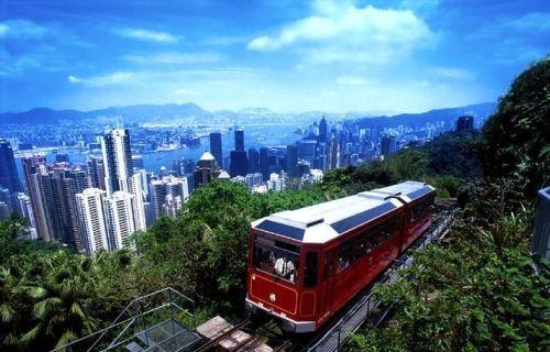 香港海洋公园一日游