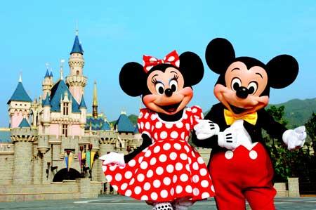香港观光和迪士尼两天经典优质团(观光+迪士尼)