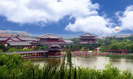 X:B西安兵马俑、华山、明城墙、陕博、大唐芙蓉园5日逍遥游