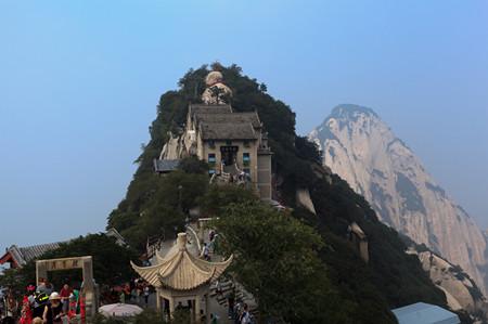 B2线:西安兵马俑、华山双飞品质游