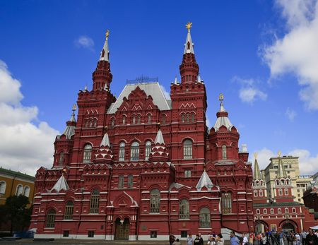 风情俄罗斯六天双高铁尊享之旅(免签)CA