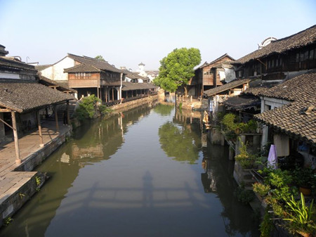 A6:烟花江南--—华东五市、盘门三景、西溪湿地、南浔+乌镇水乡双飞六天