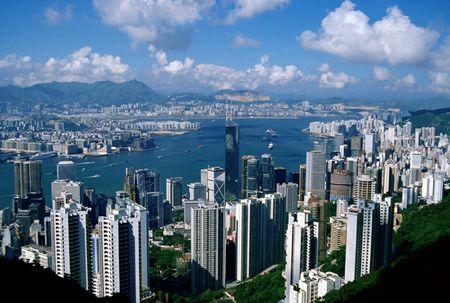 香港观光纯玩一日游