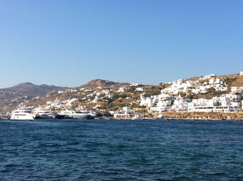 迈锡尼、奥林匹亚、米克诺斯岛、帕特莫斯岛、希腊、土耳其豪华邮轮十天