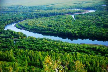 A2线:呼伦贝尔大草原、伊利牧场、根河湿地、呼伦湖双飞六日游
