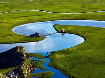 C线:冰雪童话 北疆冬日天山天池、喀纳斯、火洲吐鲁番双飞双卧6日游