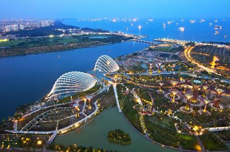 青春乐游新加坡-圣淘沙/海洋馆/哈芝巷潮流圣地/乌节路购物天堂五天团