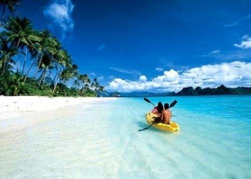 长滩岛浪漫五天游