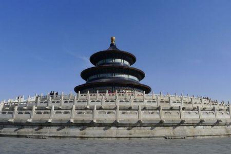 H*北京零距离 -北京五天双飞豪华之旅(纯玩)