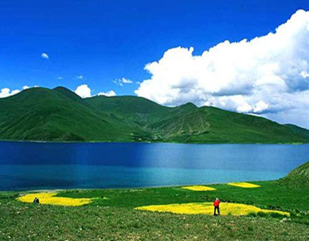 B6:秋韵—深圳、西宁、拉萨、林芝鲁朗林海、羊湖三飞一卧八日游