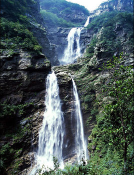 E1:避暑胜地庐山、三叠泉瀑布、南昌双卧六天休闲养生之旅