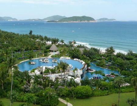 9月、国庆:海洋精灵——三亚海洋精灵4日双飞团