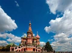 缤纷暑期-俄罗斯双首都双动车七日迷情之旅(免签)