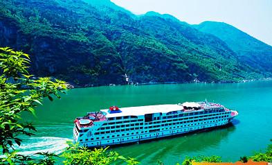 【黄金-下水】:重庆-长江三峡全景游-武汉 飞机+高铁四天 纯玩贵宾团