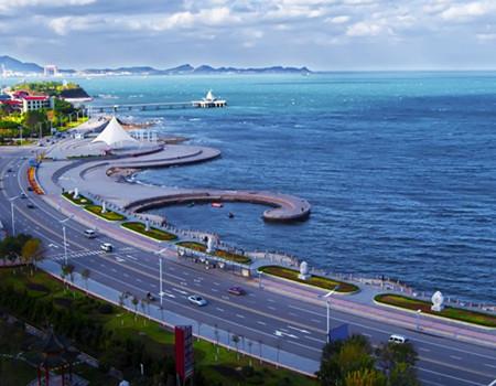 A2:大连、旅顺、烟台、蓬莱、威海、青岛双飞五日