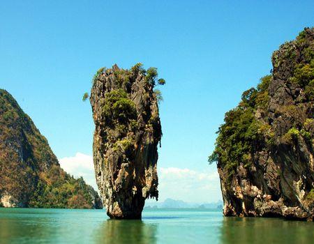 普吉岛·快艇PP岛+帝王岛·娜蒂哇国家森林公园漂流·六天四晚度假团