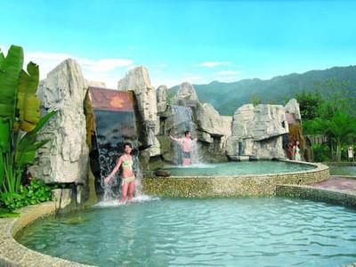 D线:【从化】永汉万洞村小镇、泡富力养生谷温泉、水陆绿道单车两日游