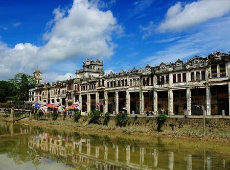 A线【江门、阳江】开平黄鳝饭、赤坎古镇、影视城、海陵岛、渔家乐两天游