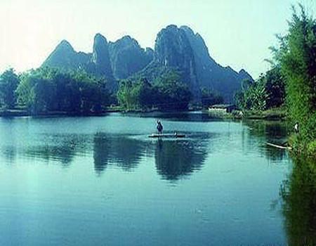 A线【清远】清远金鸡岩、飞来湖公园、花卉小镇、牛鱼嘴、特色美食两天游