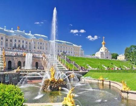 (X):俄罗斯浪漫双首都+拉多加湖八天尊享奢华之旅