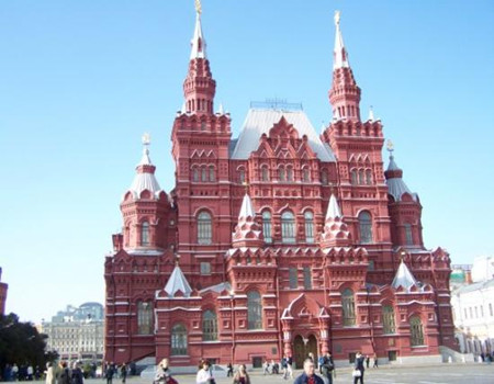 (X)俄罗斯双首都冰雪奇缘七天之旅SU(免签)