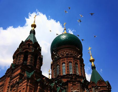 A:(四+五星)冰城哈尔滨、亚布力激情滑雪、中国雪乡双飞五日